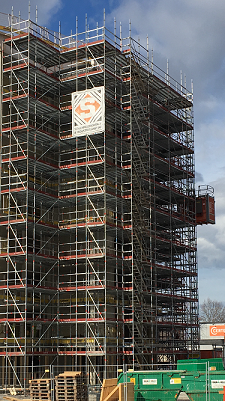 Projekt i Gävle