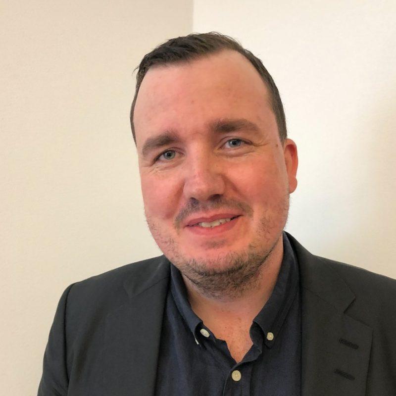 Niklas Harryson, Produktionschef Bergnäset södra